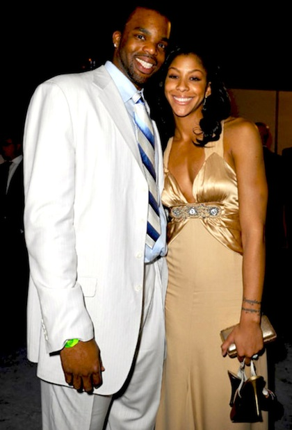 candace parker & shelden williams