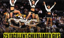 25 Excellent Cheerleader Gifs
