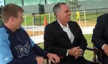 Rays' Elliot Johnson Give Us His Tim Kurkjian Impersonation (Video)