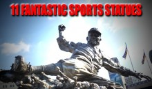 11 Fantastic Sports Statues