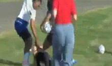 Female Teen Charged After Vicious Assault On Opposing Soccer Player (Video)