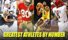 The Greatest Athletes to Wear Each Number: No. 99 to No. 00