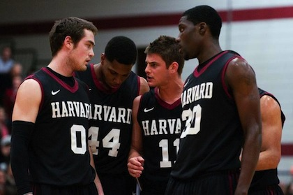 harvard crimson basketball