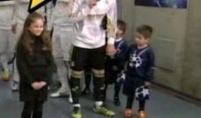 Did Iker Casillas Pick His Nose And Wipe It On A Kid? (Video)