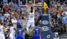 JaVale McGee Scores Game-Winning Basket In Nuggets Debut, Shocks Us All (Video)