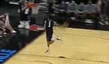 Jeremy Lamb's Needless Dunk Attempt Was A Big Failure (Video)