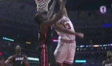 Joakim Noah's Facial Was Followed By The Best Commentary Ever! (Video)