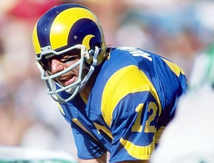 joe namath los angeles rams