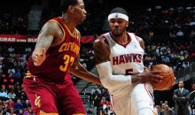 Stat Line Of The Night — 3/21/12 — Josh Smith
