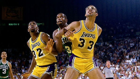 kareem abdul jabbar 33 retired