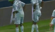 Sporting KC's Kei Kamara Celebrates St. Patty's Goal With A Riverdance (Video)