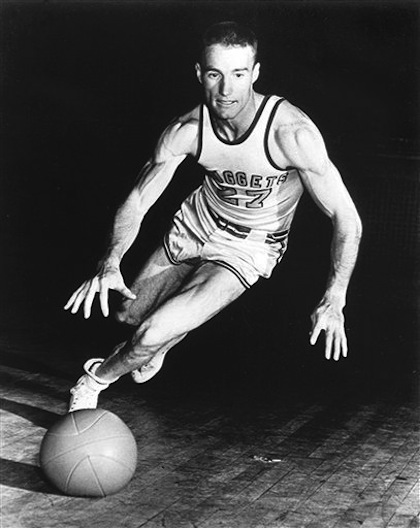 kenny sailors 1950 denver nuggets