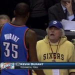 kevin durant vs kenny rogers