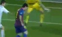 All Five Of Lionel Messi's Goals In 30 Seconds (Video)