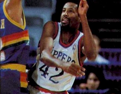 mike woodson 1987 clippers