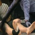 mma knee injury