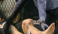 Watch The Most Disgusting Knee Injury In MMA History (Video)