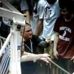 montana fans shake basket