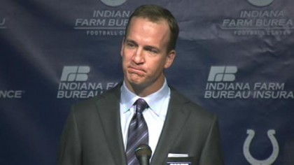peyton manning crying