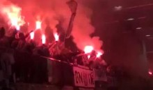 Polish Soccer Fans Go Crazy At Youth Soccer Game (Video)