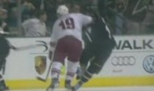 Shane Doan Has A Meeting With Brendan Shanahan Because Of This Elbow (Video)