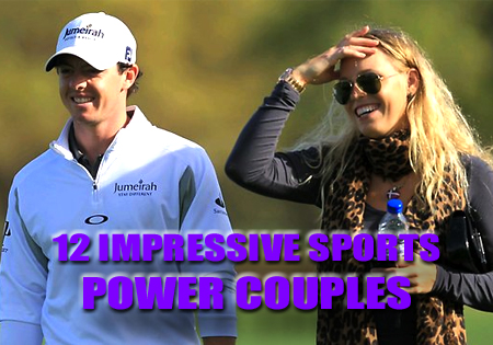 sports power couples