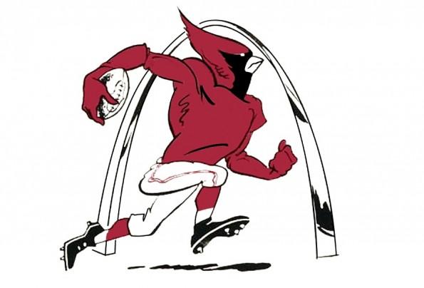 st louis fotball cardinals