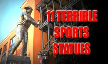 11 Terrible Sports Statues