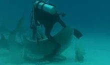 Scuba Diver's Leg Nearly Taken Off By A Tiger Shark (Video)