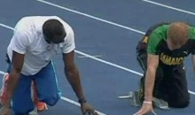 Prince Harry Beat Usain Bolt In A Race (Video)