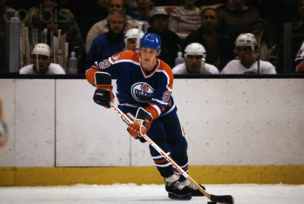 wayne gretzky assist leader