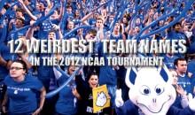 12 Weirdest Team Names In The 2012 NCAA Tournament