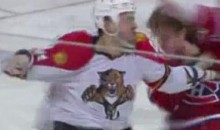 Frozen Fisticuffs Fight Of The Night — Gudbranson vs. White — 3/27/12