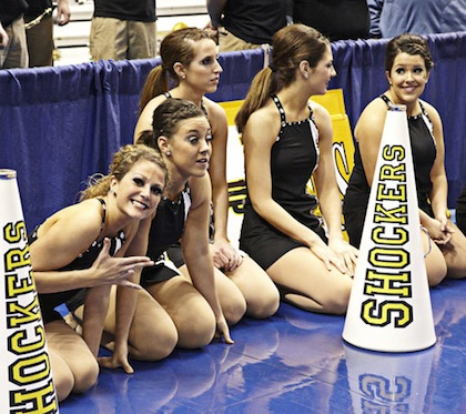 wichita-state-cheerleaders