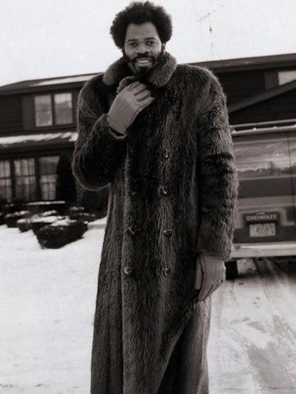 #12 artis gilmore fur coat