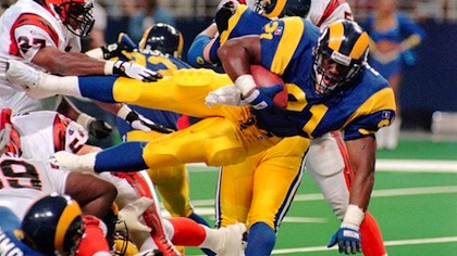 #12 lawrence phillips nfl draft bust