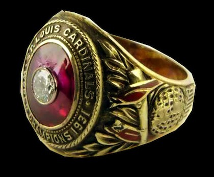 #13 1931-World-Series-Ring-cardinals