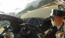 Here's What Riding A Motorcycle At 299 km/h Looks Like (Video)