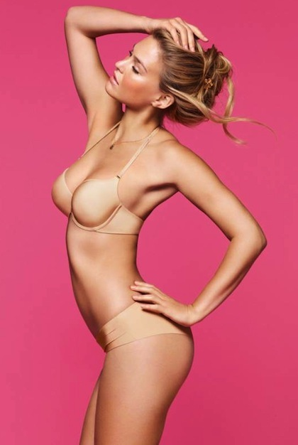 #3 bar refaeli (kelly slater) victoria's secret
