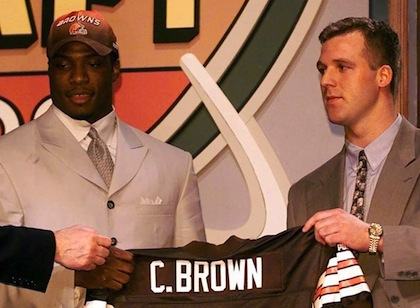 #9 courtney brown nfl draft bust