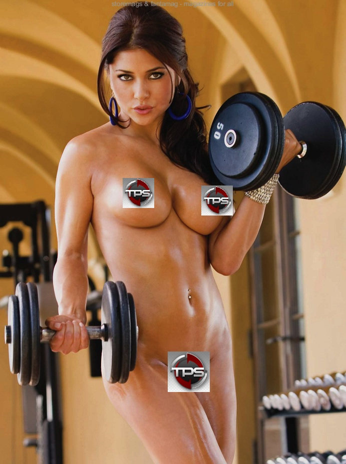 Nude naked female olympic athletes