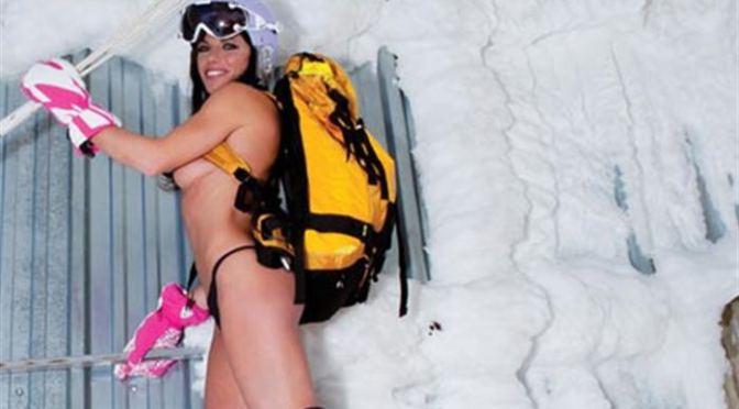 Jackie Chamoun Nude