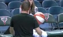 The Bucks' Luc Mbah a Moute Assisted On This Strange Marriage Proposal (Video)