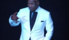 Mike Tyson Is Putting On A One-Man-Show In Vegas (Video)