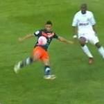 Younès Belhanda goal