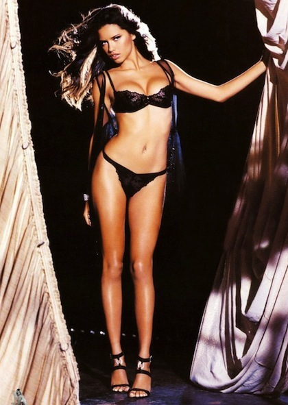 adriana lima (derek jeter girlfriend)