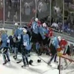 ahl bench-clearing brawl
