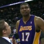 andrew bynum shot like shit