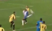 Watch The Backheel Golazo Of All Backheel Golazos (Video)