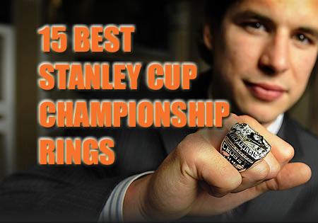 best stanley cup championship rings (sidney crosby penguins stanley cup ring)
